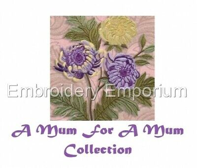 A Mum For A Mum Collection - Machine Embroidery Designs On Cd Or Usb
