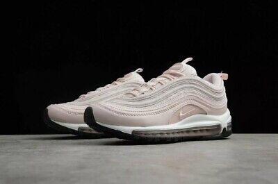 newest 17e9f 3dc37 Nike Wmns Air Max 97 Barely Rose Black 921733-600 Size UK 4EU 37.5