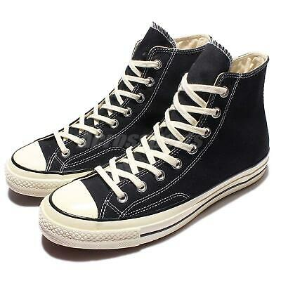 b3c91796a0ec Converse First String Chuck Taylor All Star HI 70 1970s Black Men Shoes  142334C
