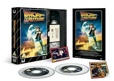 Back to the Future (Limited Edition VHS Collection) [Blu-ray]