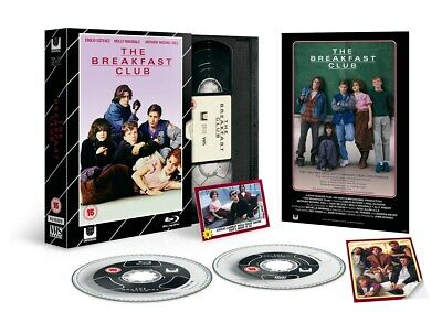 The Breakfast Club (Limited Edition VHS Collection) [Blu-ray]
