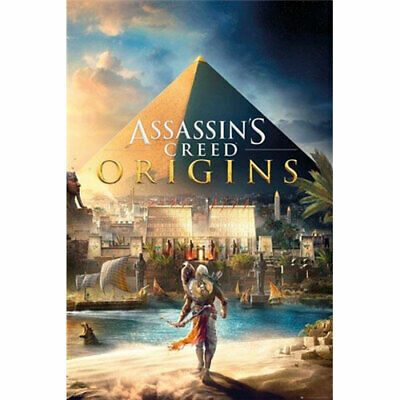 Assassins Creed - Origins - POSTER 61x91cm NEW officially licensed item