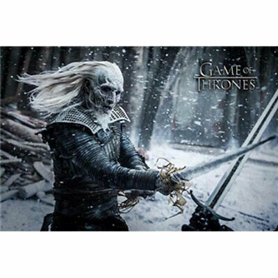 Game Of Thrones - White Walker - POSTER 61x91cm NEW