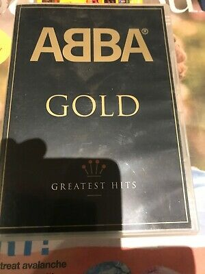 ABBA Gold Greatest Hits DVD Disc Vgc++
