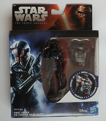 "Star Wars, The Force Awakens, Rogue One, Empire Strikes Back, 3.75"" Figures"