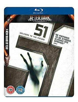 51 [Blu-ray] By Bruce Boxleitner,John Shea,Courtney Solomon,Yaron Levy,Lucy M.