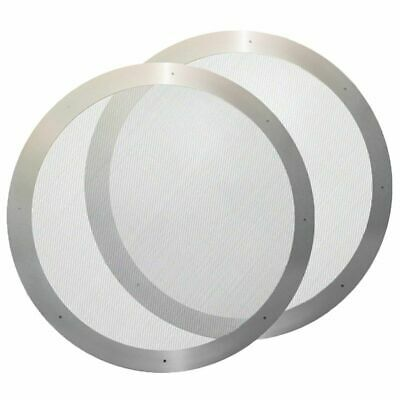 1X(2 Coffee Metal Filter - Reusable Stainless Steel Filter for Aeropress C Q3I2)