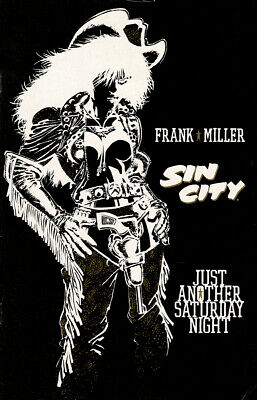 Sin City: Just Another Saturday Night | Oct'98 | One-Shot | VF | Dark Horse