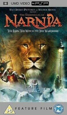 PSP UMD Video Chronicles Of Narnia: Lion, Witch and Wardrobe EN nur UMD