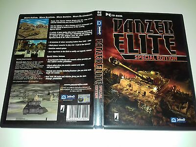 Panzer Elite - Special Edition Pc game