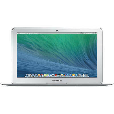 "Apple MacBook Air 2015 11"" Laptop - MJVM2LL/A Core i5 1.6GHz 8GB 128GB SSD C"