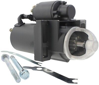 New Starter for Pleasurecraft 5.0L & 5.7L 2002-2004 Marine Certified and Coated