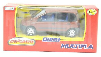 M1393 Majorette 1:43 - Fiat Multipla - colore Marrone/Brown