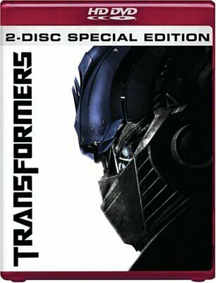 Transformers 2 Disc Special Edition [HD DVD] [2007] [US Import] By Shia LaBeo.