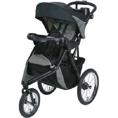 Graco Trax Jogger Click Connect Baby Stroller, NYC Fashion