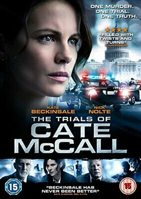 The Trials of Cate McCall [DVD] By Kate Beckinsale,James Cromwel.