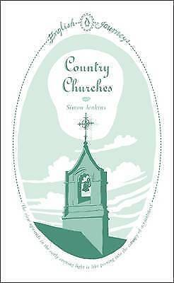 Country Churches by Simon Jenkins (Paperback) Book