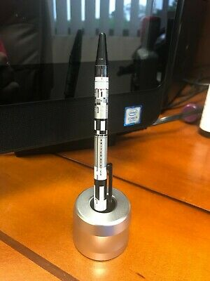 NASA Gemini Titan Inspired Ink Pen- Not a Retro 51 Space Race