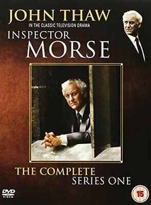 Inspector Morse: Series 1 [DVD] By John Thaw,Kenny McBain,Kevin Whately.