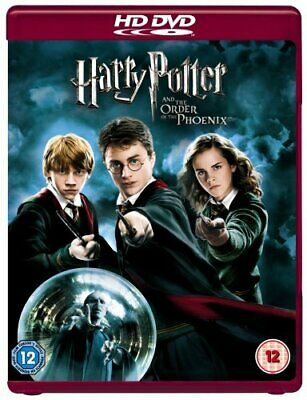 Harry Potter and the Order of the Phoenix [HD DVD] By Daniel Radcliffe,Rupert.