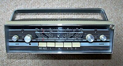 Vintage Blaupunkt Derby 660 Radio - CONVERTED to Bluetooth Speaker.