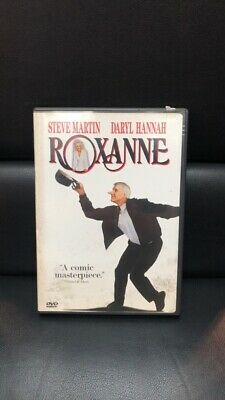 Roxanne (DVD, 1998, Closed Caption)