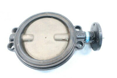 Milwaukee MW333E Manual Wafer 10in Butterfly Valve