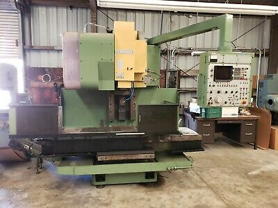 Mori Seiki SL-2 and Mori Seiki MV-35/35, Used, As is.