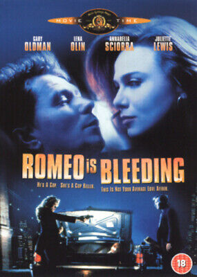 Romeo is Bleeding DVD (2003) Gary Oldman, Medak (DIR) cert 18 Quality guaranteed