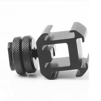 Hot Shoe Mount Adapter Connector Flash Bracket For Digital DSLR Camera95*45*25mm
