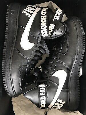 huge discount e8c02 8a9ed Nike Air Force One High SUPREME SP US 11 EU 45 UK 10