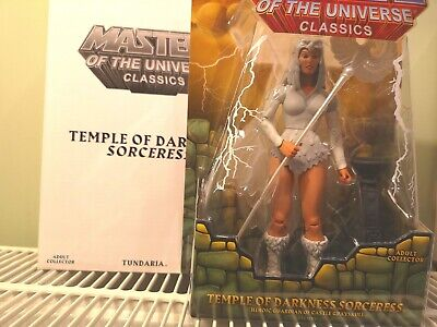 Masters of the universe Classics White Sorceress Temple of Darkness exclusive