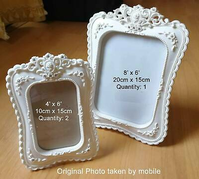 SALE: Brand New 3 x  Antique Vintage Style, Ornate Picture Frames
