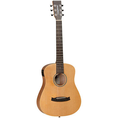 Tanglewood TW2 T SE Winterleaf Travel Electro Acoustic Guitar with bag