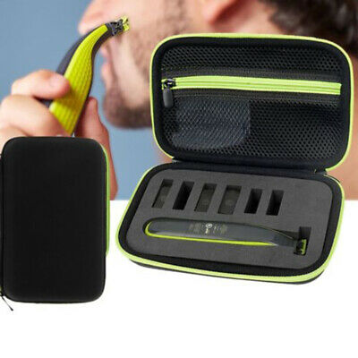 1*Carry Case For Philips Norelco OneBlade Electric Shaver Replace Blades Use HOT