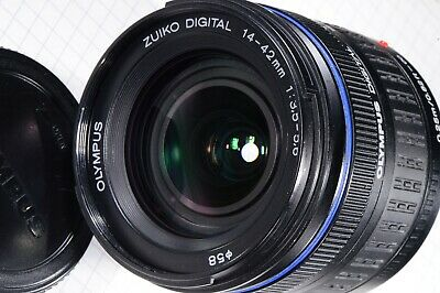 Olympus Zuiko Digital ED 14-42mm lens f3.5-5.6 Four thirds mount