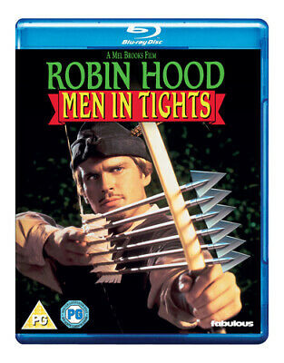 Robin Hood: Men in Tights Blu-ray (2019) Cary Elwes ***NEW***