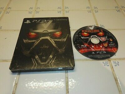 Killzone 3 Limited Edition PS3 Steelbook (Sony Playstation 3)