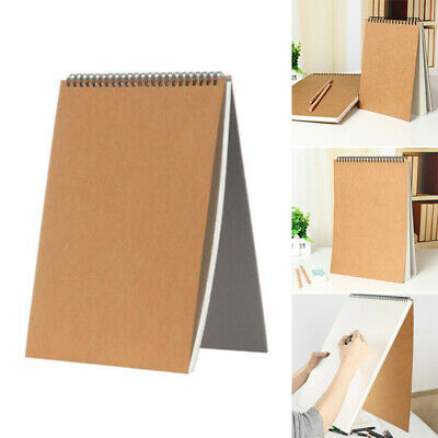 A4 Art/Artist Sketchbook/Sketch Pad Watercolour Paper Journal For Drawing Crafts