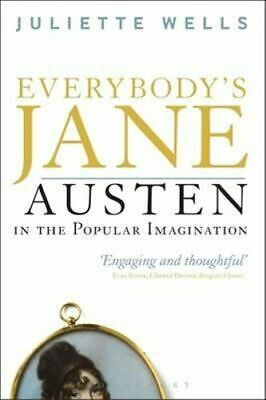 NEW Everybody's Jane By Juliette Wells Paperback Free Shipping