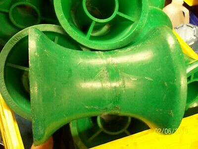 """One Greenlee 31931 6"""" Diameter Haines Cable Tray Roller"""