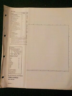 Astonishing 1996 Ford Cargo Wiring Diagram Schematic Service Manual Rg421 Wiring Digital Resources Remcakbiperorg