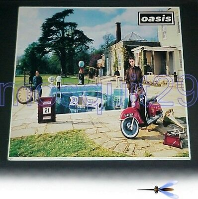 "Oasis ""Be Here Now"" Rare 2 Lp 1997 Europe - Mint"