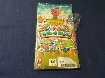 Moshi Monsters Moshlings Theme Park  - Brand New Sealed but seal has damage