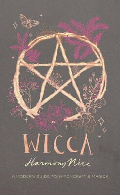 NEW Wicca By Harmony Nice Audio CD Free Shipping
