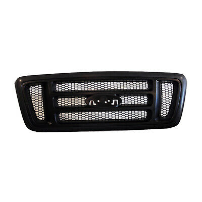 CPP Gray Grill Assembly for Ford F-150, F-250, F-350, F-450 Grille