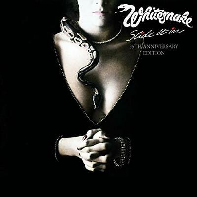 Whitesnake-Slide It In (Dlx) (Rmst) Cd New
