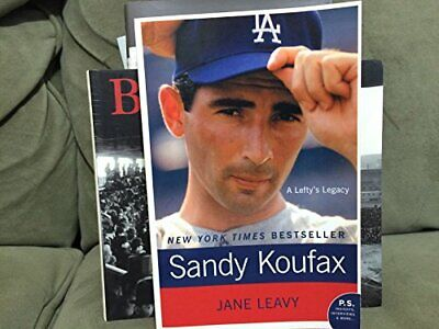 NEW - Sandy Koufax: A Lefty's Legacy (P.S.) by Leavy, Jane