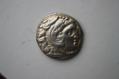 Silver Drachm of Alexander III the Great, 4th Century BC