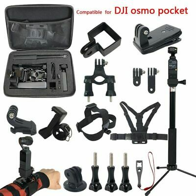 Action Camera Storage Bag Accessories Photography Tools Portable Storage Kit